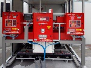ingegneria sicurezza antincendio