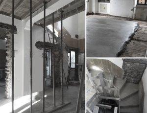ristrutturazione abitazione novecento