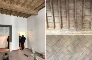 ristrutturazione edificio residenziale Firenze