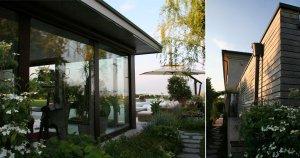 ristrutturazione villa lago garda