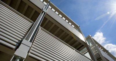 nuovo edificio residenziale urbano