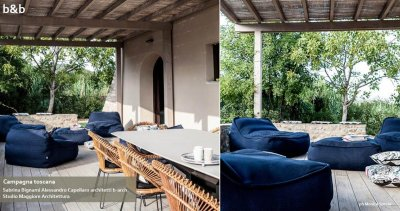 progetto bed and breakfast