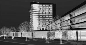 nuova residenza studenti centro commerciale