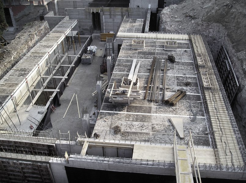 Progettazione Casa Antisismica : Progettazione antisismica hmm architettura consulting